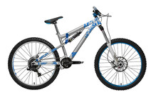 NS Bikes Soda FR2 26 Zoll